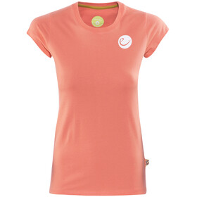 Edelrid Highball - T-shirt manches courtes Femme - orange